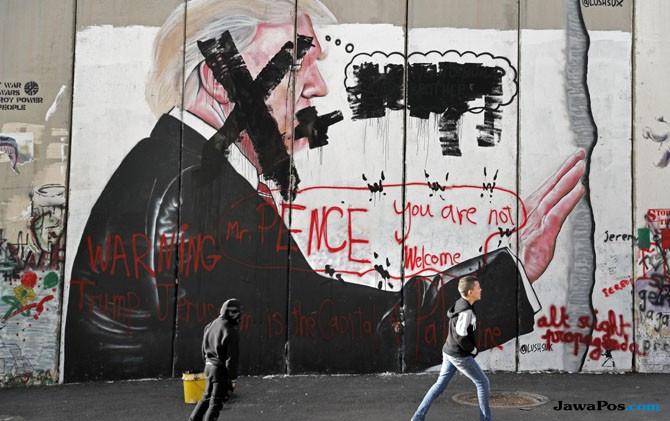 Jerusalem membara