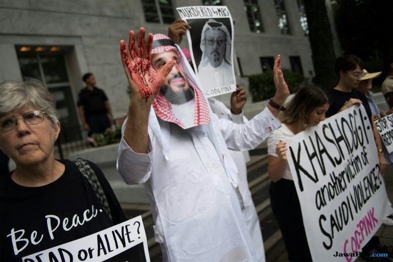 Khashoggi, AS, arab saudi, wartawan hilang, wartawan, wartawan dibunuh,