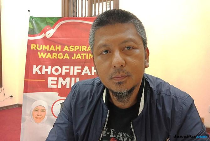 Demokrat: Kunjungan AHY Untuk Dongkrak Suara Khofifah-Emil
