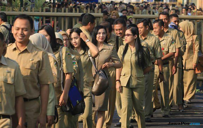 Detail Formasi Telat Diumumkan, Aktivasi Website CPNS Terancam Ditunda