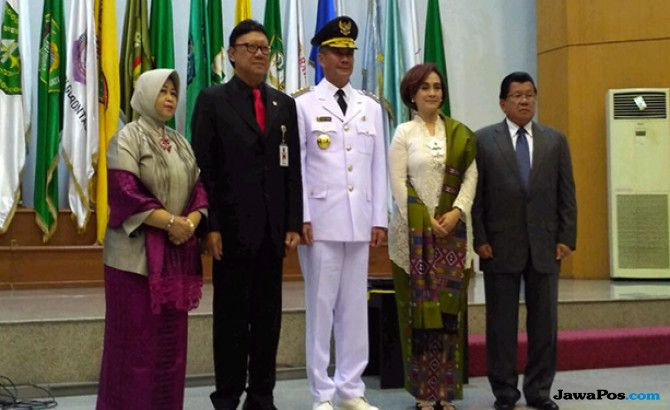 Di Era SBY Ada Juga Penjabat Gubernur dari TNI Aktif