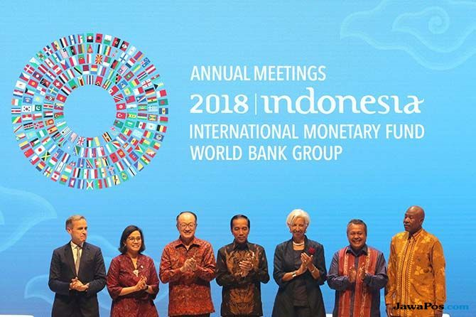 Di Panggung IMF, Jack Ma Berbagi Kunci Sukses Membangun Bisnis