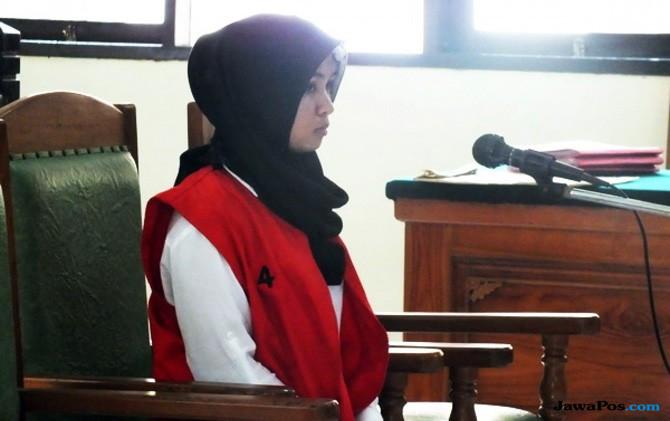Diam ketika Anaknya Dibunuh Suami, Mama Muda Dihukum 7 Tahun Penjara