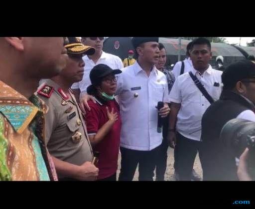 Diapit Ajudan, Kepanikan Iwan Bule saat Gempa 6,2 SR di Lombok