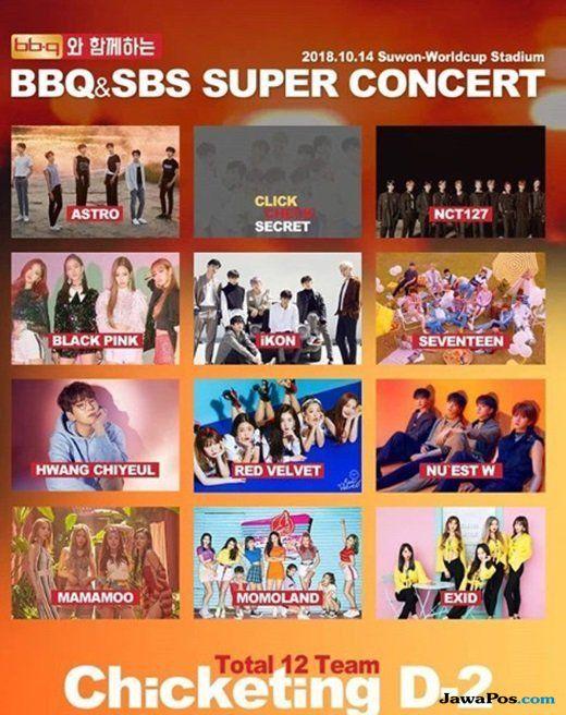 Dijanjikan EXO Tampil di Super Konser, Perusahaan Ayam Tipu EXO-L