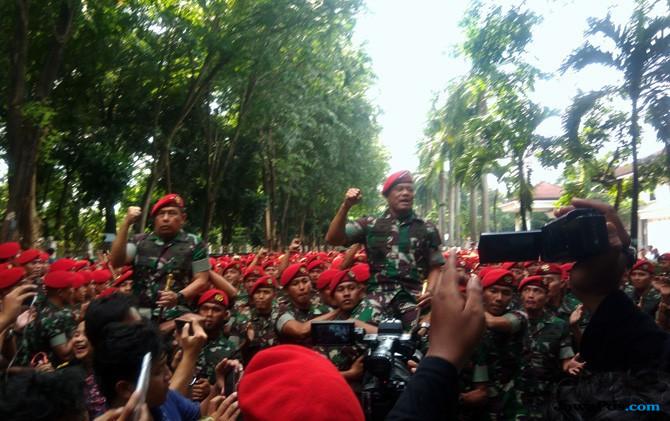 Panglima TNI, Gatot Nurmantyo
