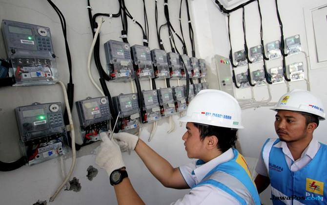 penyederhanaan daya listrik, tarif listrik, meter daya listrik