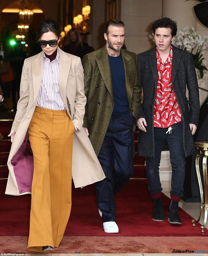 Diterpa Kabar Perceraian, Ini Penjelasan Victoria dan David Beckham