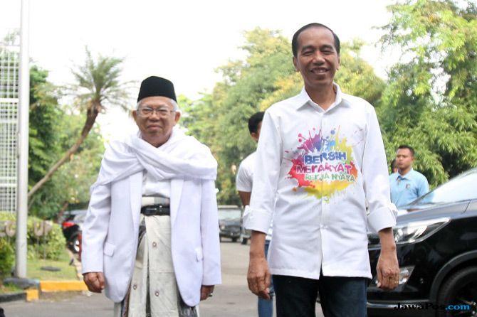 Diusung Demokrat, Empat Gubernur Ini Malah Dukung Jokowi-Ma'ruf