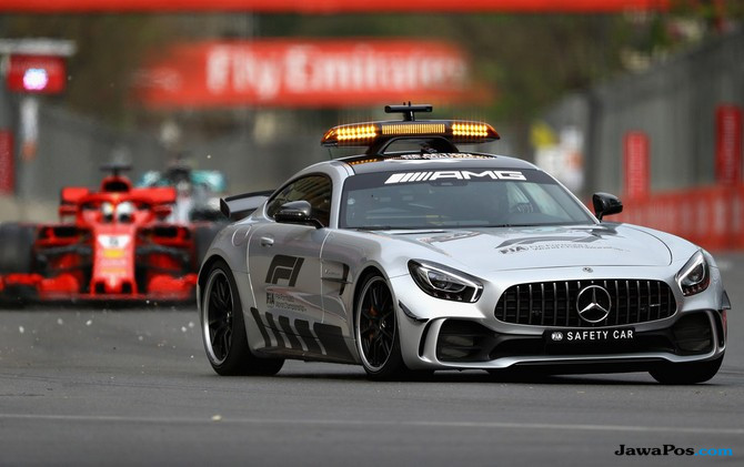 Lewis Hamilton, Sebastian Vettel, GP Azerbaijan, Berita Formula 1, Berita F1,