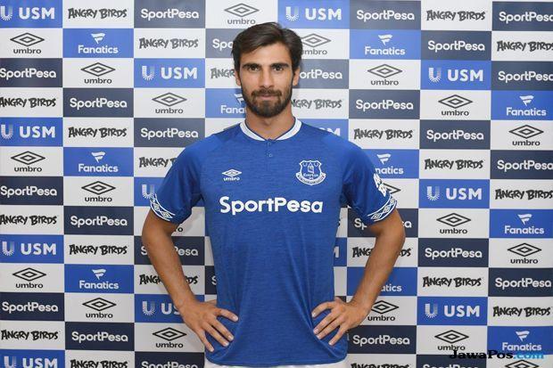 Bursa transfer pemain, Everton, Barcelona, Andre Gomes, Yerry Mina