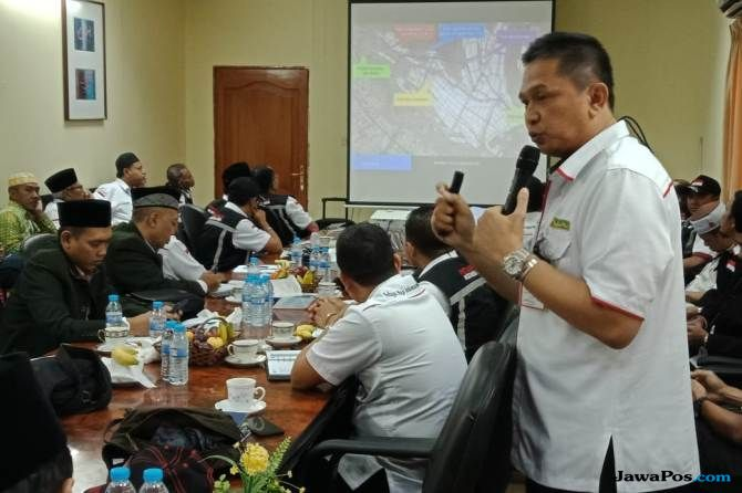 Duh, Ruang Makan Jamaah Haji Indonesia Dipakai Jualan Bakso