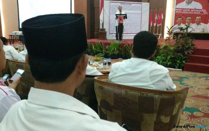Dukung Jokowi, Syamsuar: Kami Ingin Kepemimpinan Beliau Dilanjutkan