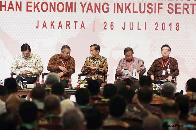 Dukung Pertumbuhan Ekspor, Begini Perintah Jokowi Pada Kepala Daerah