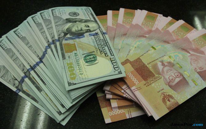 Dukungan Rilis Inflasi dan Euro Mampu Jaga Rupiah di Zona Hijau