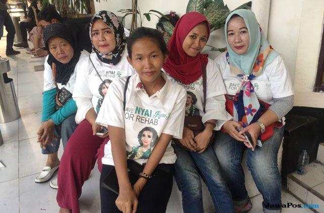 Dukungan 'Save Nyai For Rehab' Buat Roro Fitria Sumringah
