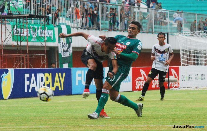 PSS Sleman, Liga 2 2018, Persiba Balikpapan, Cristian Gonzales, El Loco