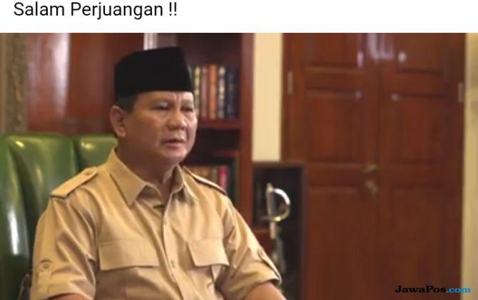 Elite Golkar: Galang Dana untuk Nyapres? Sabar, Pak Prabowo