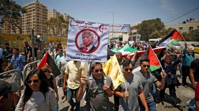 Empat Warga Palestina Tewas dalam Serangan Israel