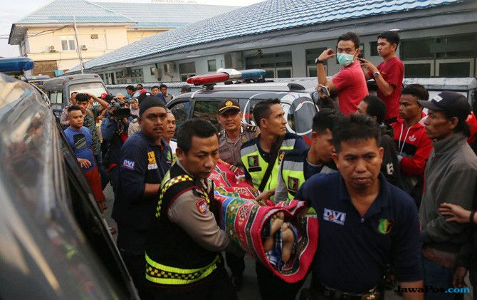 Fakta-fakta dari Tragedi Tenggelamnya Kapal Kayu di Perairan Sulsel