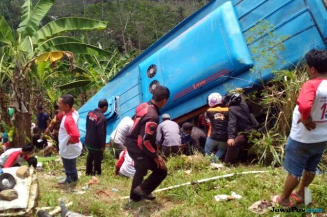 Fakta-fakta di Balik Insiden Bus Maut: Muatan Berlebih