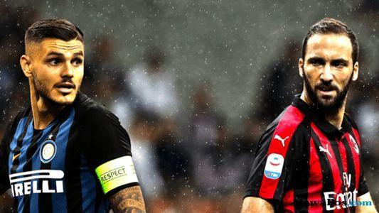 Derby della Madonnina, Internazionale Milan, AC Milan, Inter Milan