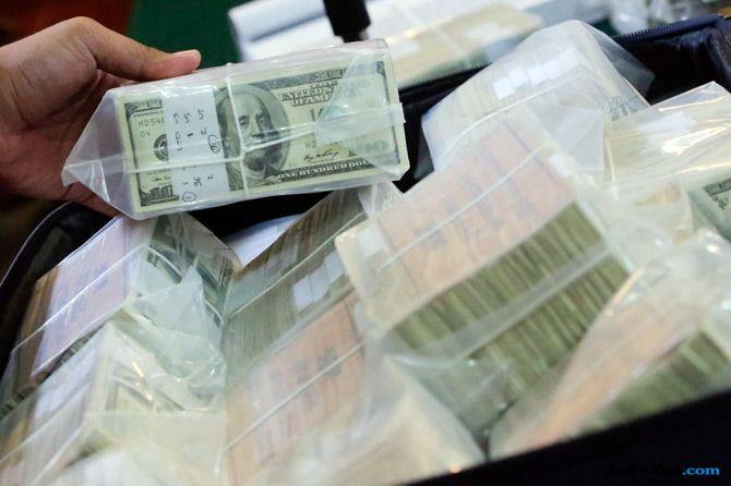 Fakta Penipuan Dimas Taat Pribadi, Dolar 3 Koper Tak Sampai Rp 100 M