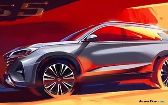 GAC Motor Luncurkan All-new GS5 SUV di Ajang Paris Motor Show