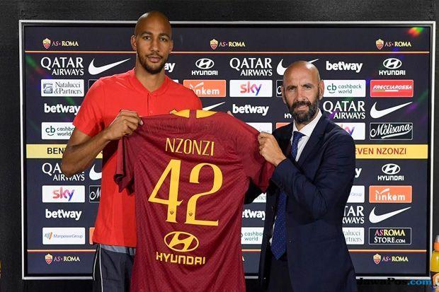 Bursa Transfer, Sevilla, Steven Nzonzi, AS Roma