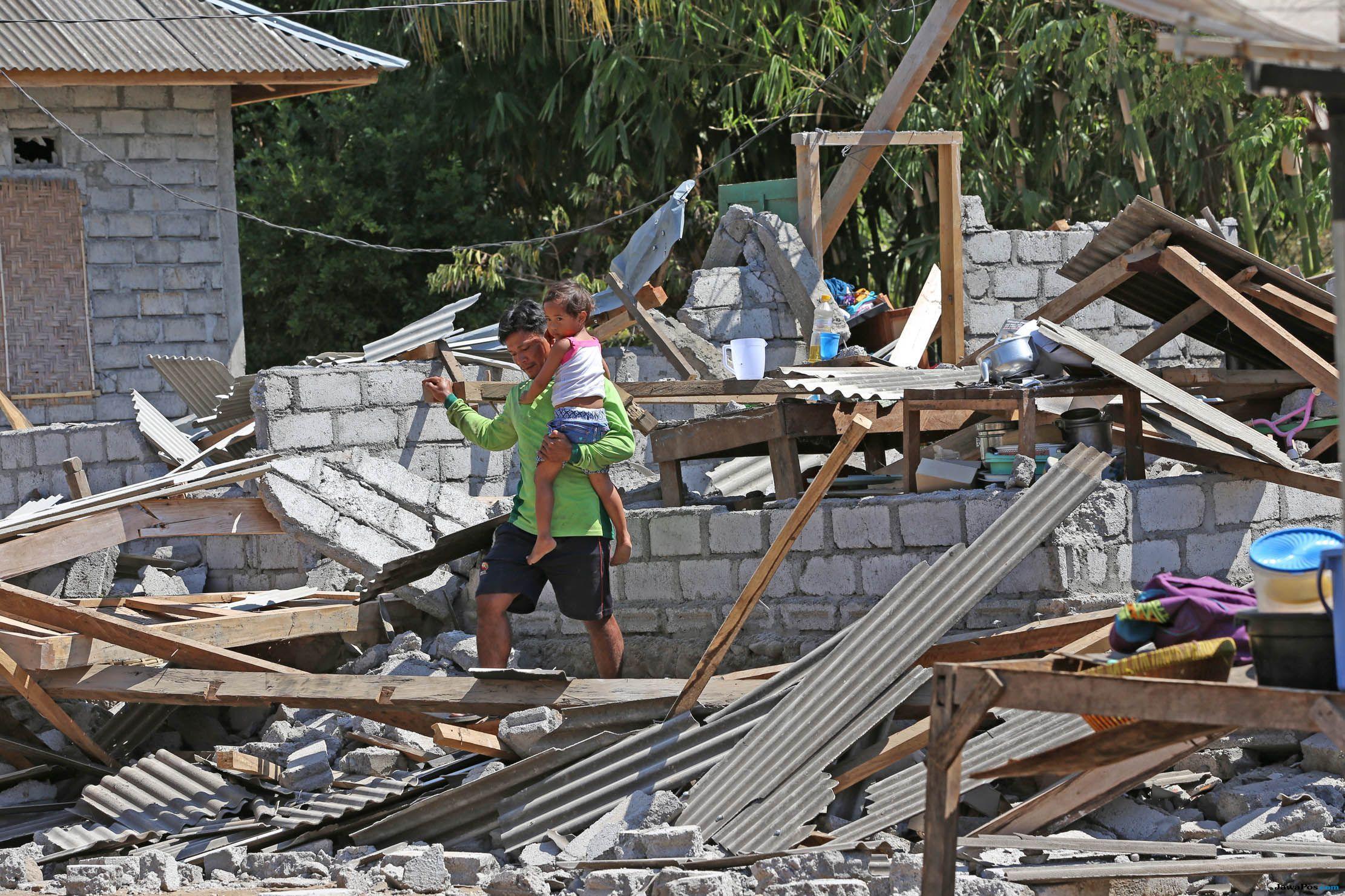 Gempa, Konstruksi, dan Edukasi