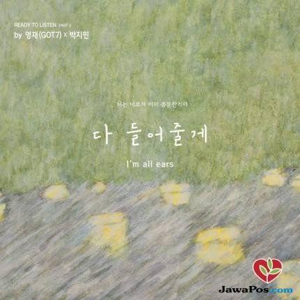 Golden Voice JYP Rilis Lagu Duet Kampanyekan Cegah Bunuh Diri