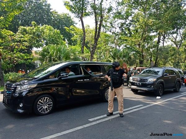Gubernur Jatim: Jangan Takut Terorisme
