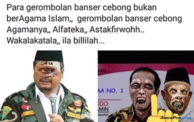 Gus Yaqut Diedit Mirip Dajjal, Jokowi Jadi Tengkorak, MCI Lapor Polisi