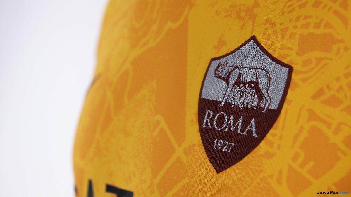 AS Roma, Jersey Ketiga, Serie-A 2018-2019