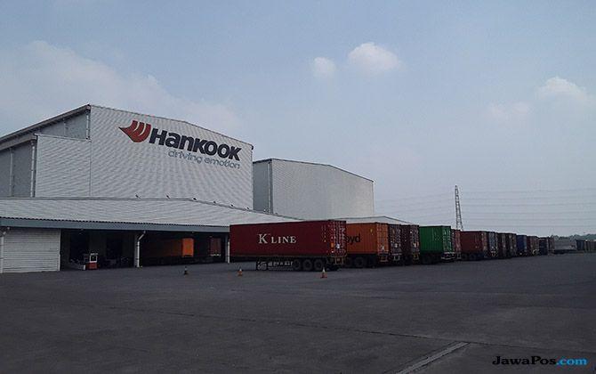 Hankook Tire: Ekspor 12 Juta Ban Per Tahun Berbahan Karet Lokal