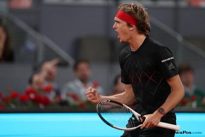 Madrid Terbuka 2018, Novak Djokovic, Rafael Nadal, Borna Coric, Juan Martin del Potro, Alexander Zverev, Milos Raonic