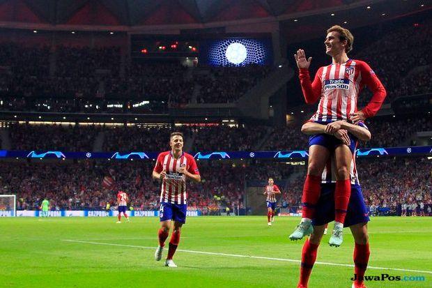 Liga champions 2018-2019, Atketico Madrid
