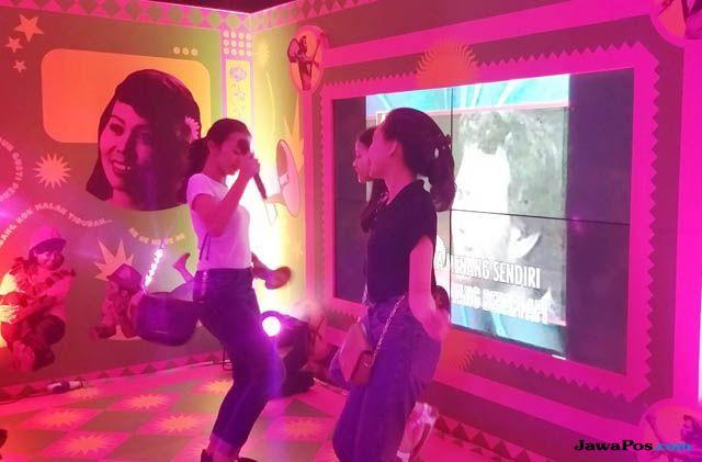 Hello Dangdut Jadi Favorit Generasi Muda di Synchronize Fest 2018