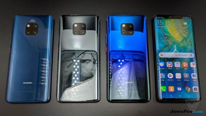 Huawei Mate 20, Huawei Mate 20 Pro, Huawei Mate 20 X,