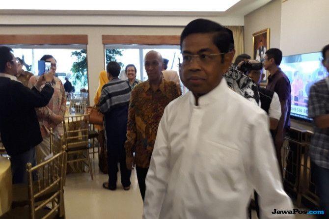 Idrus: Kalau Tidak Mundur, Sama Saja Saya Menyandera Presiden Jokowi
