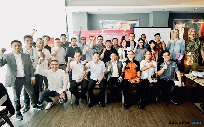 IIMS 2018 Hadir Di Surabaya, Revolusi Industri Otomotif Jawa Timur