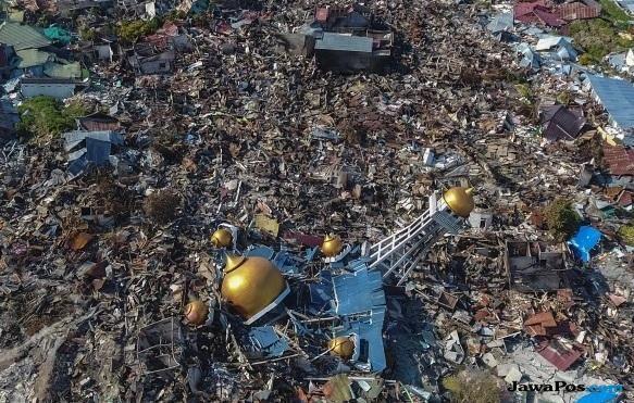 indonesia usir relawan asing, relawan asing, gempa sulteng,