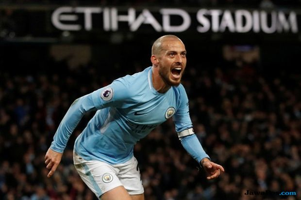Manchester City, David Silva