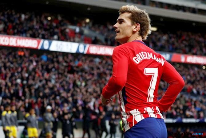 Atletico Madrid, Antoine Griezmann