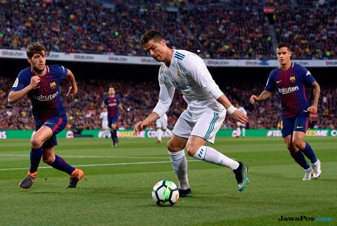 La Liga, Real Madrid, Barcelona, El Clasico