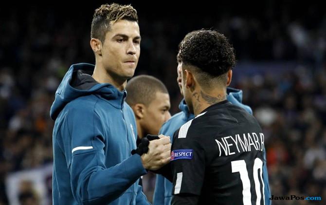 Real Madrid, Cristiano Ronaldo, Neymar
