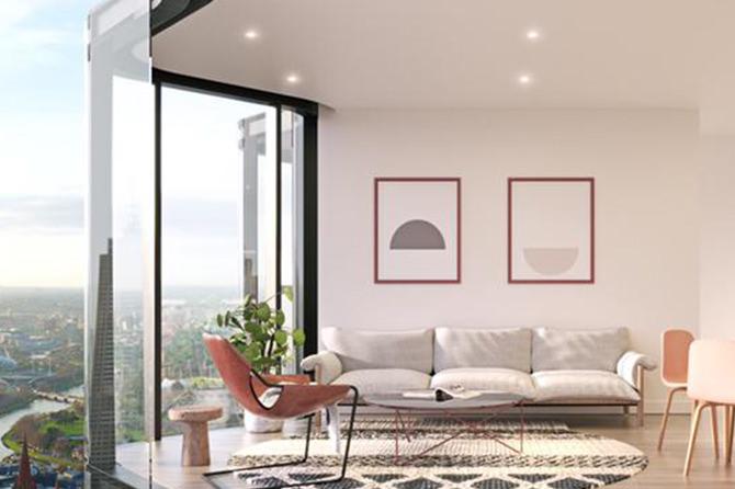 Investasi Menguntungkan Apartemen Mewah di CBD Melbourne Australia