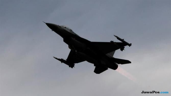 Irak Bunuh 45 Anggota ISIS di Syria