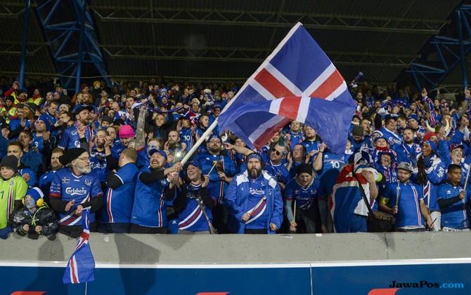 Islandia, Negara dengan Populasi Terminim yang Tampil di Piala Dunia