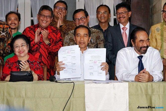 Jadi Cawapres Jokowi, Ini Doa yang Dipanjatkan Ma'ruf Amin